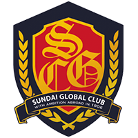 SUNDAI GLOBAL CLUB エンブレム